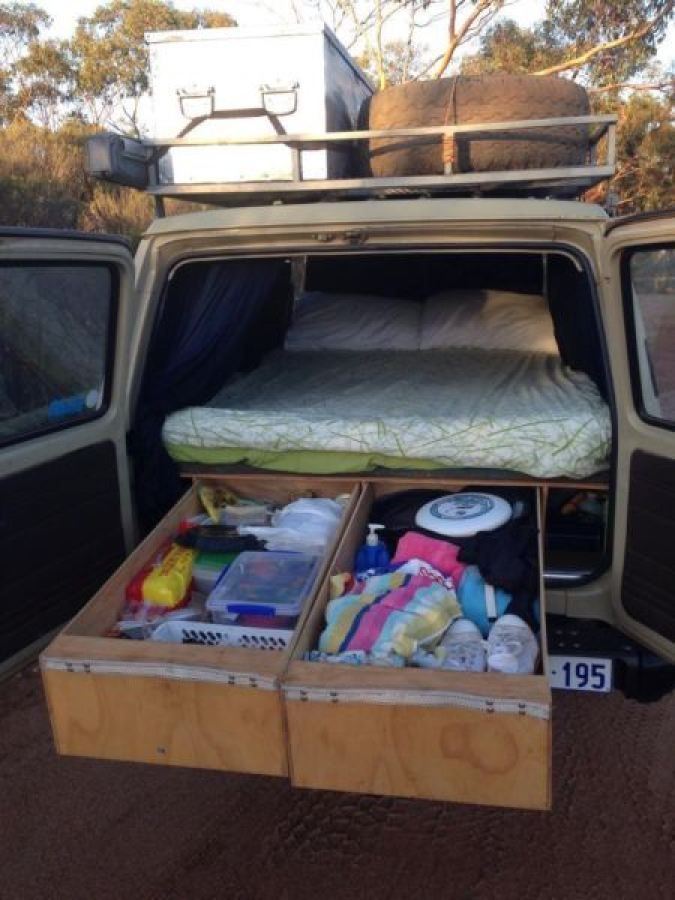 Best Camping In A Suburban Suv Images On Pinterest Camper