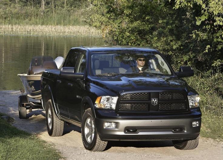 2011 Dodge Ram Outdoorsman