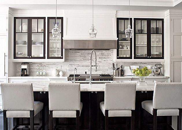 Amazing Elements Of Style Blog | Trending Now: Black Kitchens |  Http://www.elementsofstyleblog.com | Kitchens. | Pinterest | Black Kitchens,  Kitchens And Kitchen ...