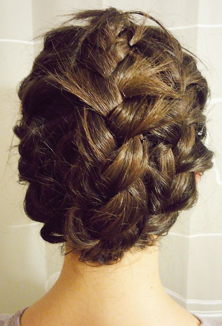 best curly updos images on pinterest bridal hairstyles wedding