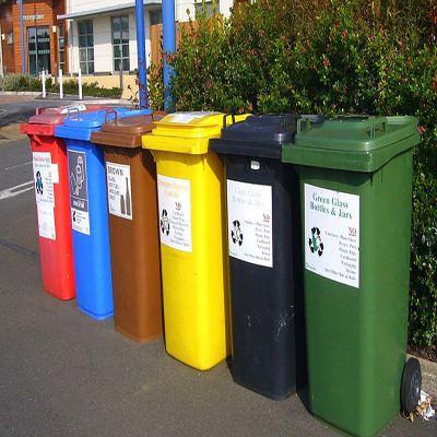 Pełna segregacja śmieci Czy potraficie zidentyfikować każdy kolor?