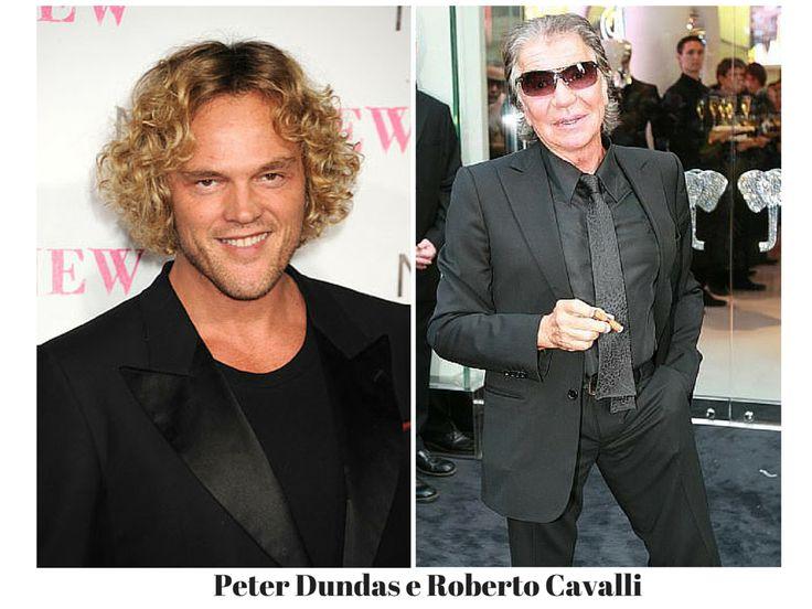 Peter Dundas passa dal Pucci al Cavalli