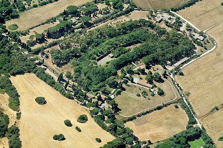 Ci sarà a fine ottobre una visita guidata del Forte Appio, ho detto a Pierluigi…