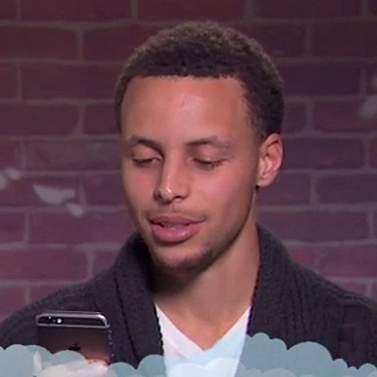 Celebrity Mean Tweets NBA Edition