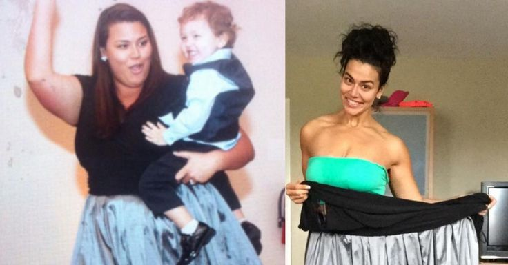 Erica Lugo is encouraging other moms to make the weight-loss process more personal and fun. - Fitnessmagazine.com