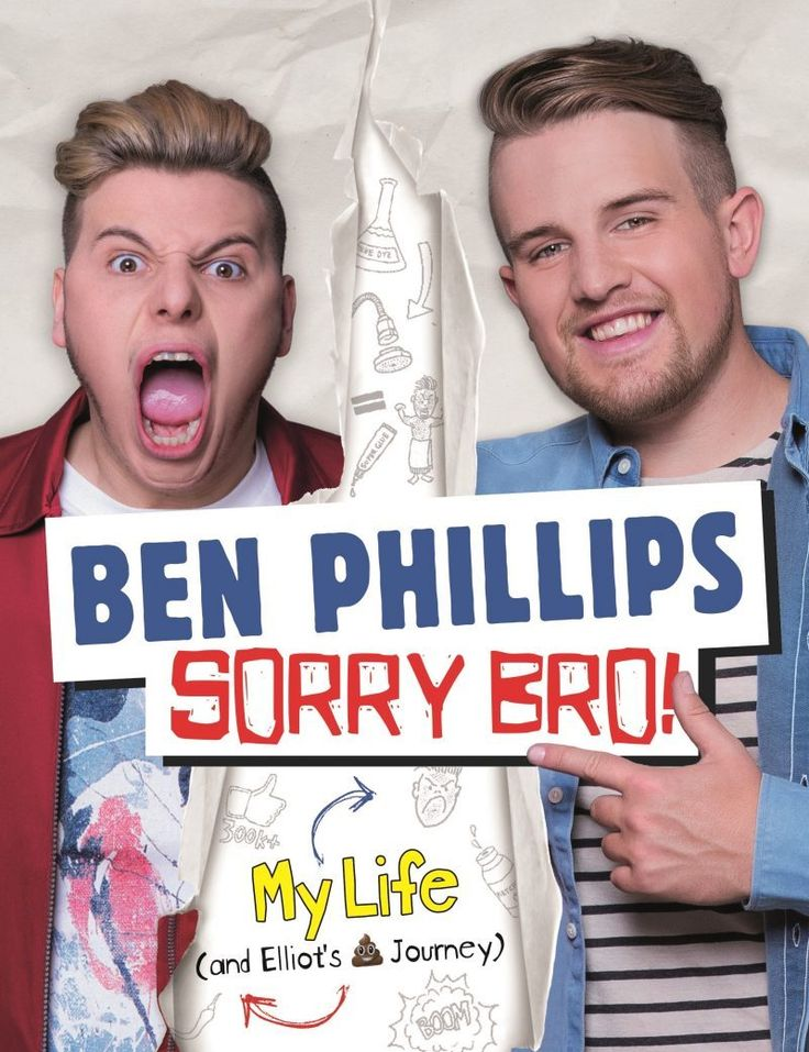 Interview: Ben Phillips chats pranks and his new book 'Sorry Bro'