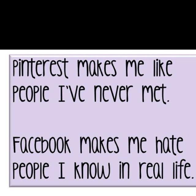 pinterest makes me like people I've never met...