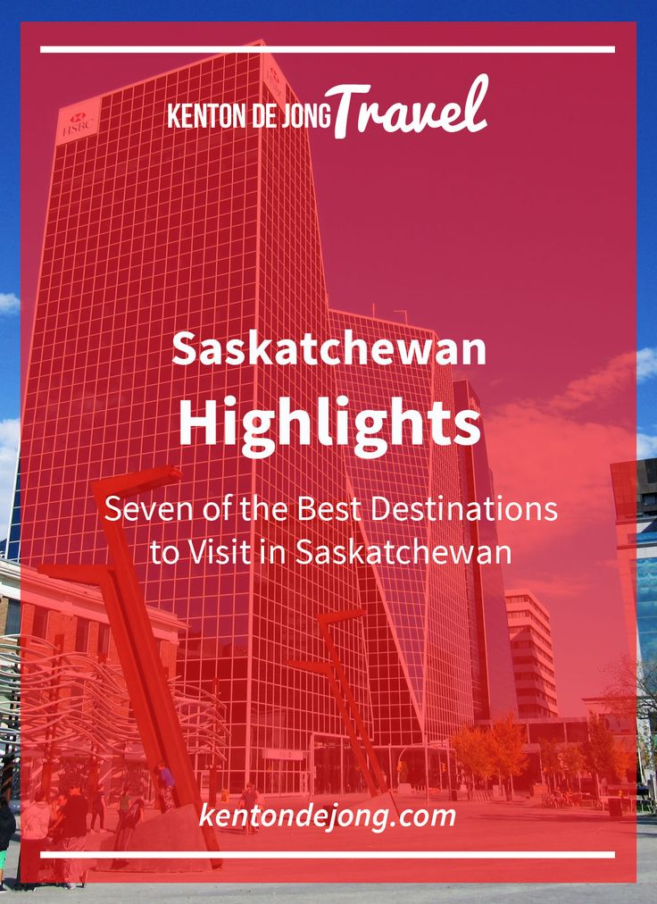Saskatchewan Highlights · Kenton de Jong Travel - This is the fourth of five articles about trips to take across Canada. I was inspired to do this series after I was disappointed by what Canadian t...
