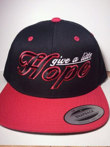 All proceeds from the sale of this hat will be donated to Give A Little Hope! They donate to those fighting through cancer and their families!
