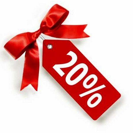 Luna noiembrie va asteapta cu reduceri de pana la 20%!!!!!!!