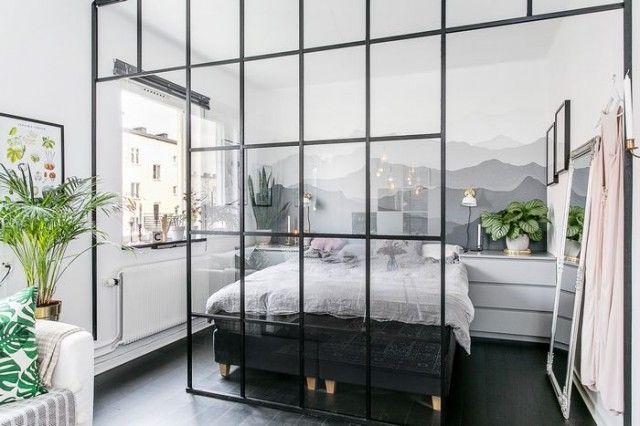 Однокомнатная квартира в скандинавском стиле. Как вам? 0