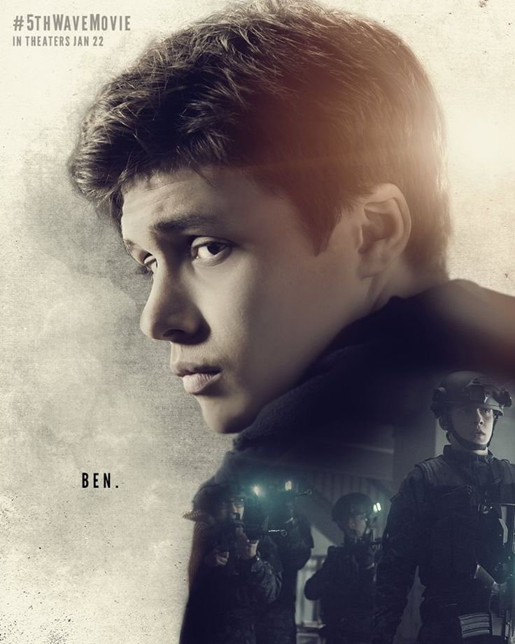 The 5th Wave, starring Nick Robinson as Ben Parish | #5thWaveMovie in theaters now.