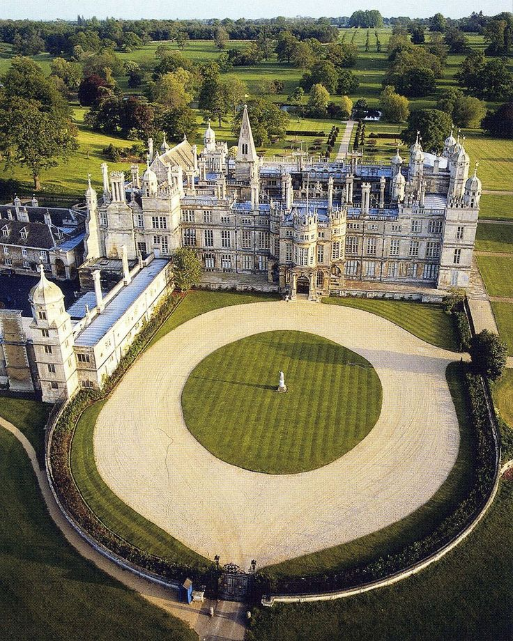 Burghley House, Stamford, Lincolnshire, England