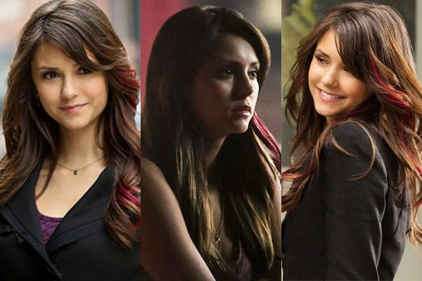 elena gilbert season 4 hair - photo #17
