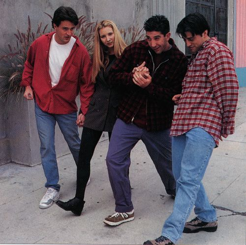 Phoebe and the boys