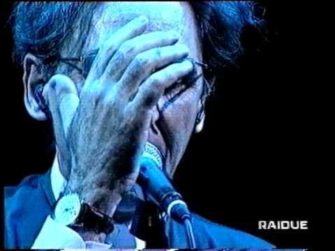 Franco Battiato - La cura (live 1997)