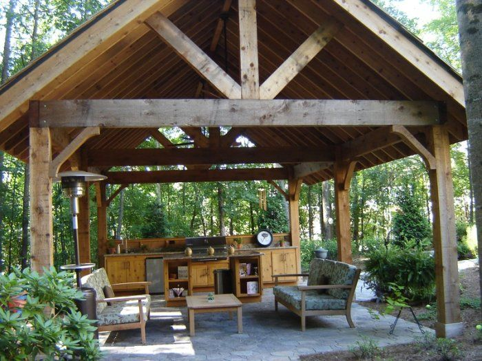 25+ best outdoor pavilion ideas on pinterest | fire pit gazebo
