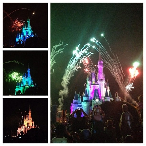 I think fireworks are one of the best ways to end a perfect day. I would love to travel to England and watch their New Year's Eve fireworks! #PotentialistCanada