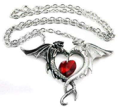 Coeur Sauvage Alchemy Gothic Necklace: Jewelry: Amazon.com