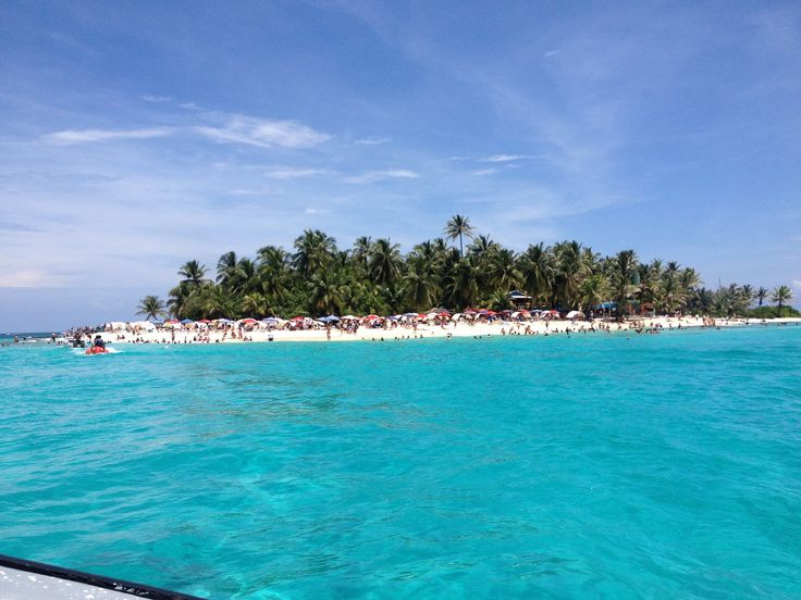 Johnny Cay Island - San Andres, Colombia