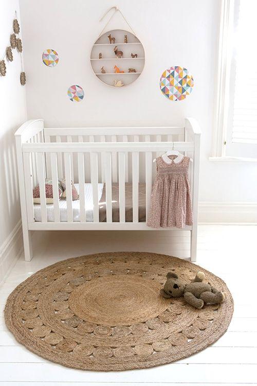 Bonitas alfombras de fibras naturales para ni os for the - Alfombras habitacion bebe ...