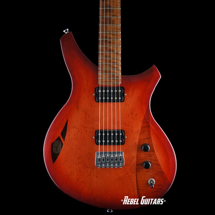 Murray Kuun Guitars Phantom