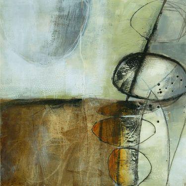 Stone Unturned #9 by Jane Davies beautiful balance and colours!