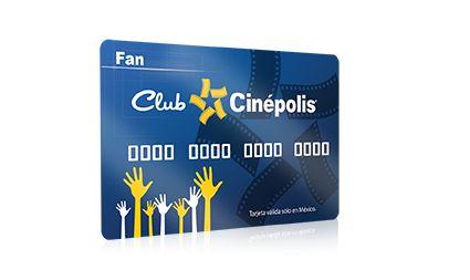 Tarjeta Fan, club cinepólis