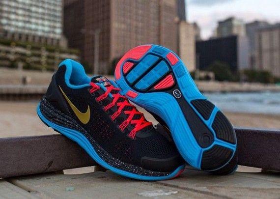 Nike Lunarglide 4+ X Cody Hudson – Maratona de Chicago | SneakersBR