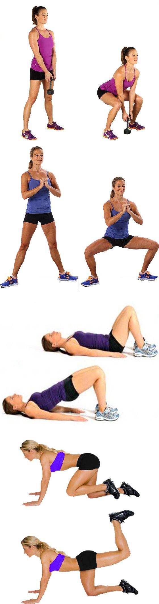 спортивная программа для домашних тренировок не ноги и ягодицы
