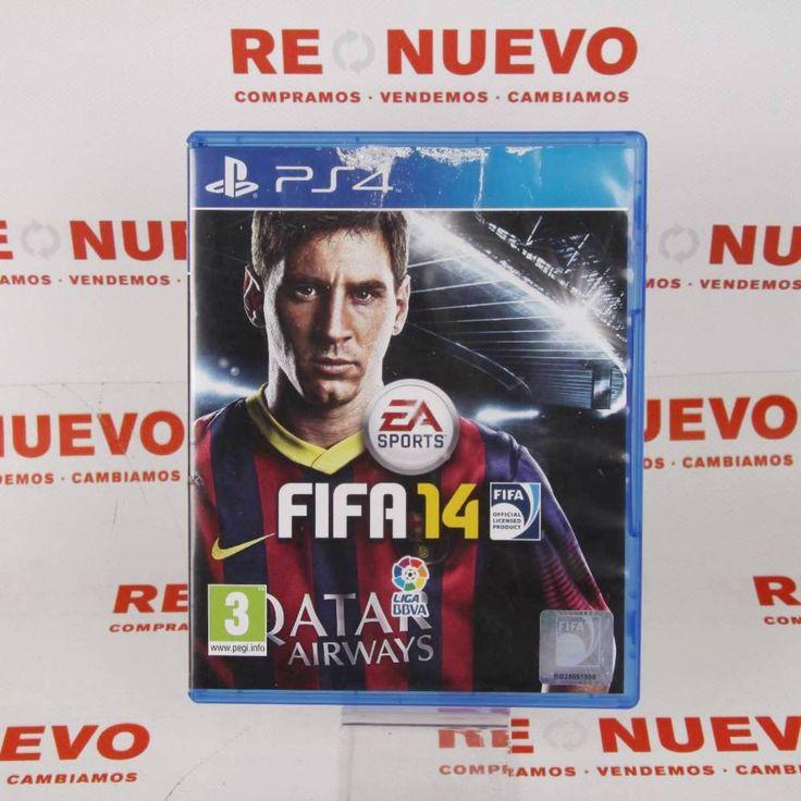 Videojuego FIFA 14 para PS4 E270510 # Fifa 14#de segunda mano# PS4