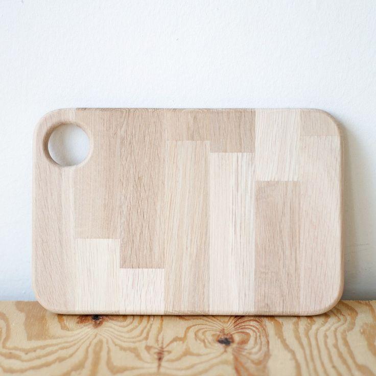 Cuttingboard Oak via kneip.