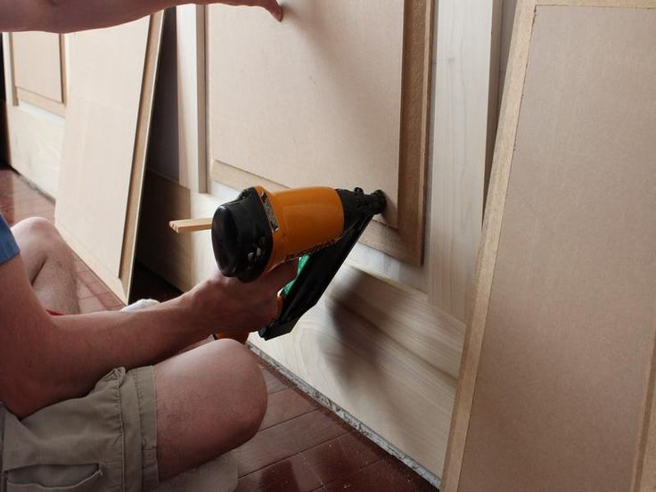 Installing Raised Panel Wainscoting Lowes