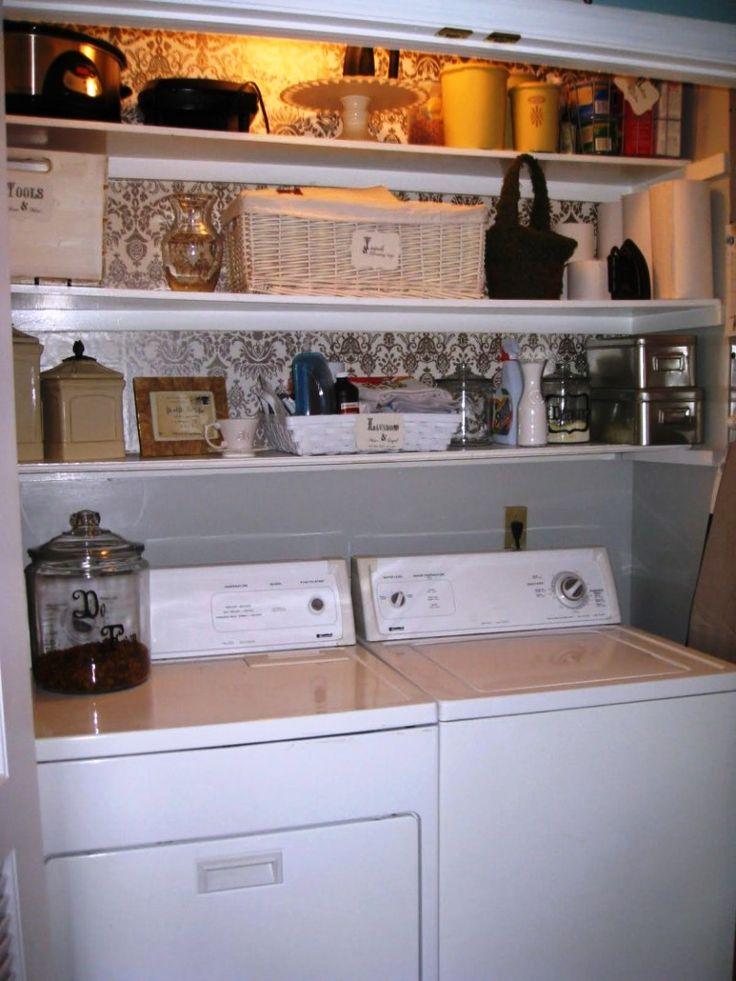Very Small Laundry Room Ideas   Small Laundry Room Decorating Ideas    Modern Small Laundry Room