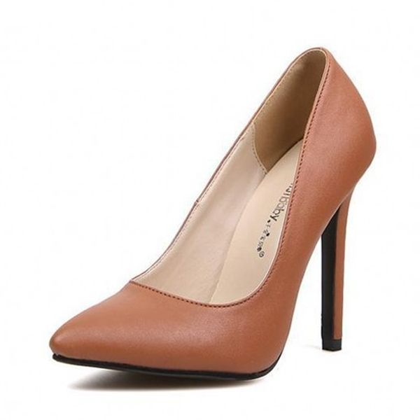 New Type Point Toe Shallow Tnice shoes i lovehin Heels For Women