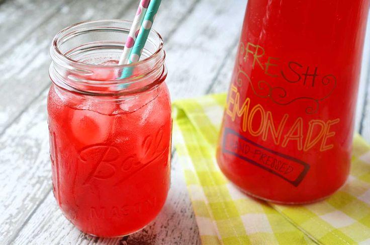Blackberry Mojito Tea Lemonade (Starbucks Copycat)