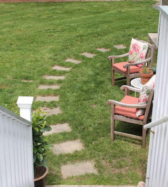 Setting A Stepping Stone Path
