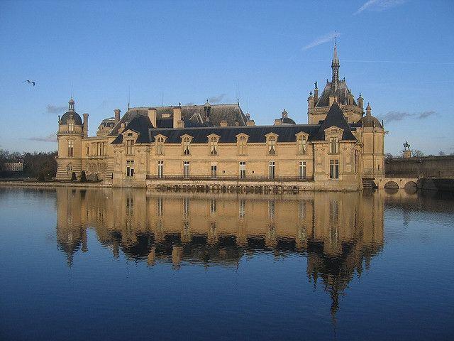 Château de Chantilly © Nawal_