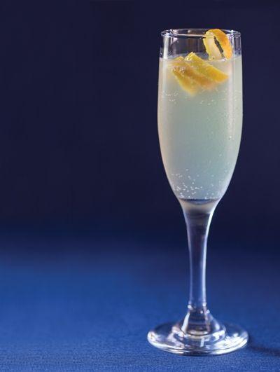 Meauxbar's Genepy 75 Cocktail Recipe