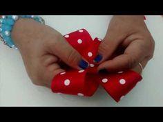 Construindo Laços (♥Laço Americano♥) - YouTube