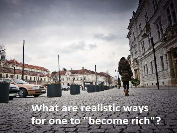 how to become rich without money pdf