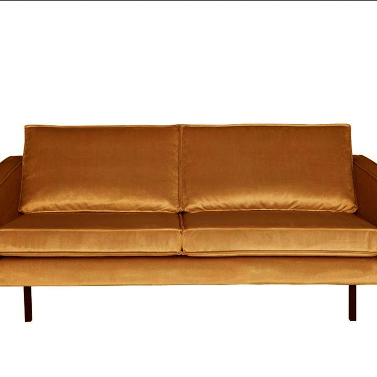 Sofa 2,5-Sitzer Samt Sissy-Boy Online Shop möbel Pinterest - wohnzimmer couch leder