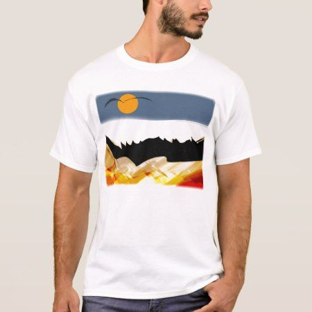 Beach T-Shirt - click/tap to personalize and buy