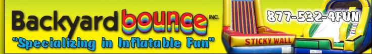 Cincinnati Inflatable Rentals, Lexington Company Picnic, Bounce House Louisville KY