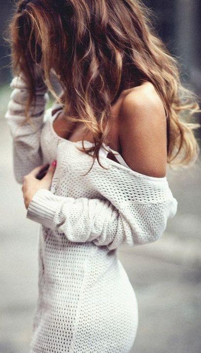 #street #fashion oversized knit @wachabuy