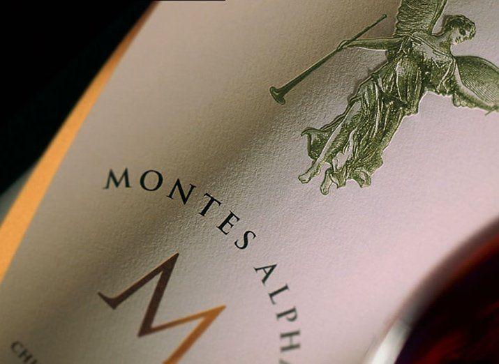 Montes Alpha M.Viña Montes.Chile