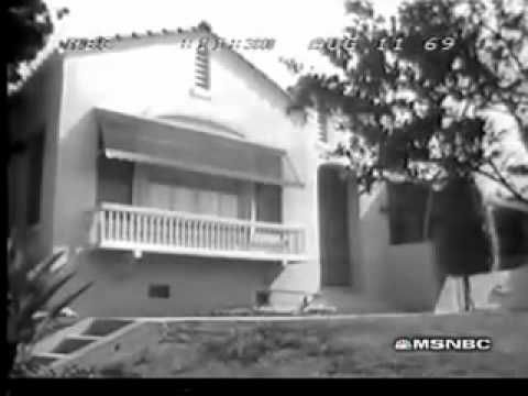 August 11, 1969 Helter Skelter Murders Newscast Leno LaBianca Sharon Tate Murders Backporch Tapes