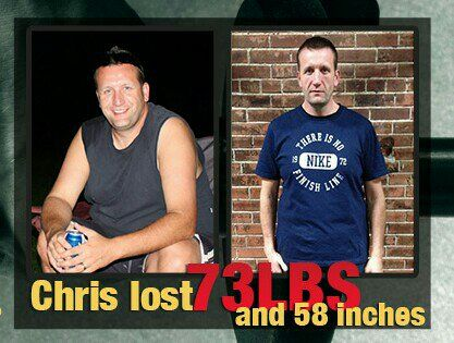 Chris is simply amazing. He works hard and rarely misses a session. The results speak for themselves.  Good work!