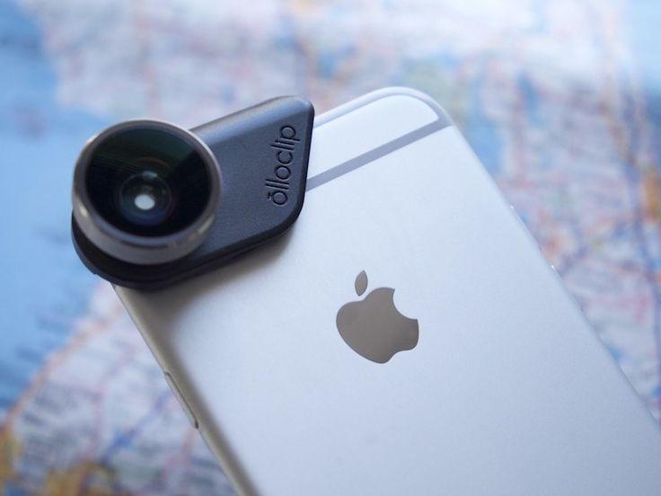 iPhone : 4 accessoires photo indispensables lorsque vous voyagez