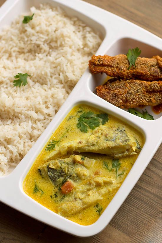 Fish Caldinho Recipe, Pomfret Caldinho Recipe | Fish Caldine Recipe